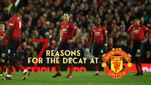 Manchester United is a club in danger of losing their elite status