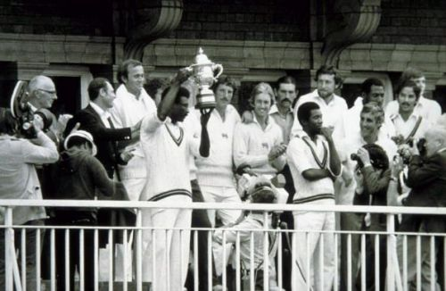 West Indies won their second World Cup in 1979