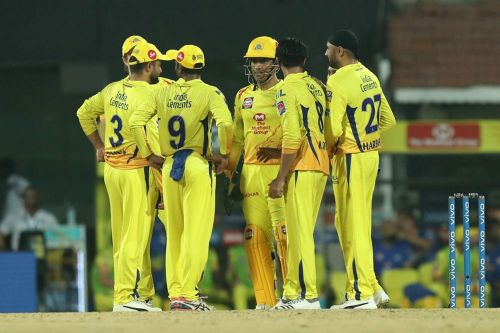 Dhoni's men will want to get one last win in front of their fans in their fortress in Chennai. (Image Courtesy: IPLT20)