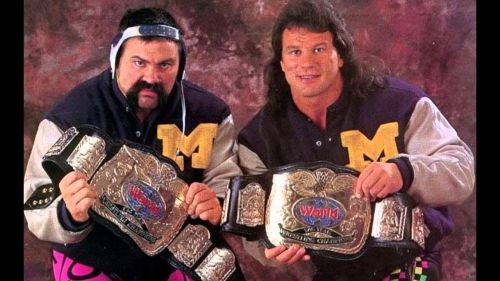 Rick and Scott Steiner