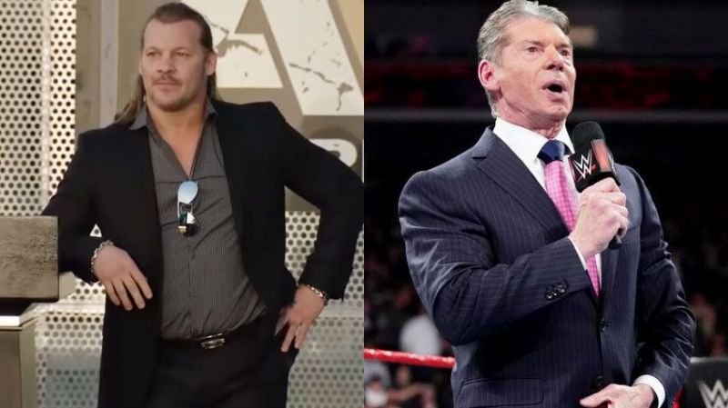 Jericho and Vince