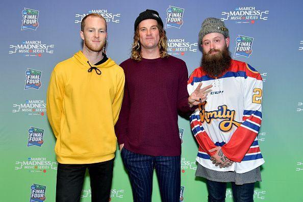 Judah & The Lion at the 2019 NCAA March Madness Music Series