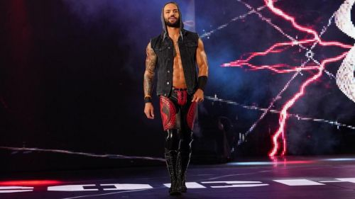 Ricochet is going to be involved in a lot of the night's big spots