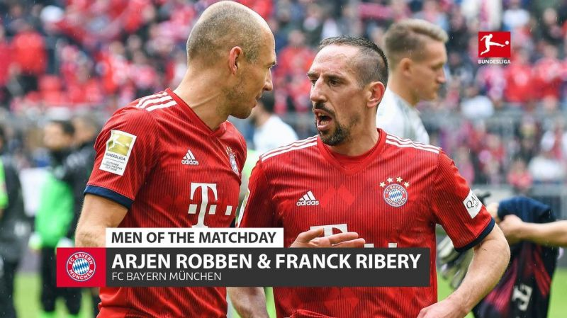 This weekend was perhaps the last appearance of the duo at the Allianz Arena