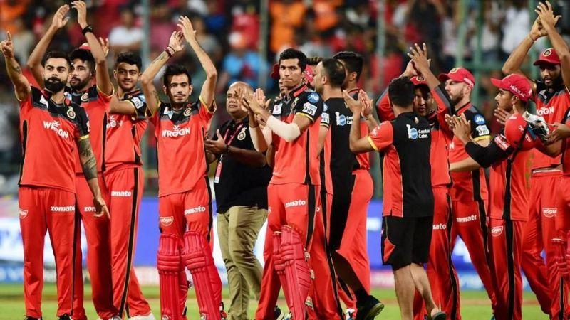 Royal Challengers Bangalore - Image Courtesy (BCCI/IPLT20.com)
