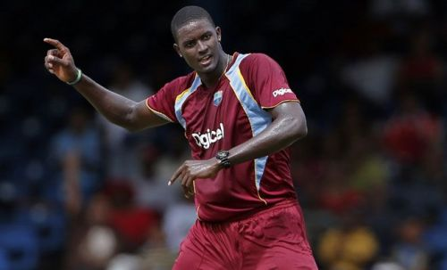 Jason Holder is the captain of the West Indies Cricket Team