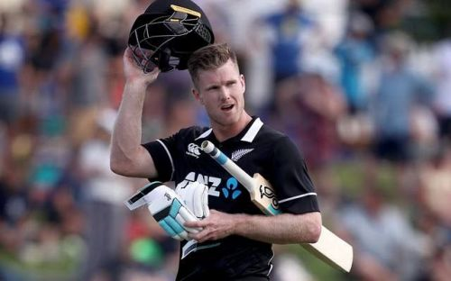 James Neesham - Kiwi All rounder.