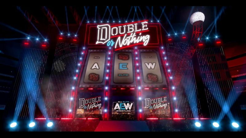 Double or Nothing was historic!