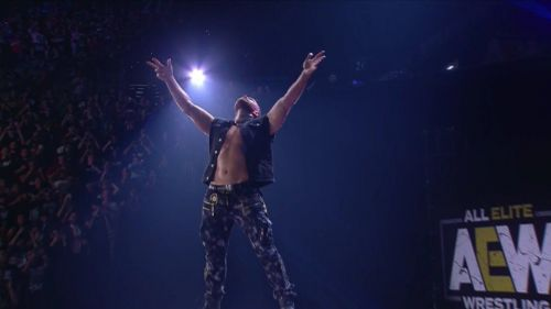 Jon Moxley could get the spotlight