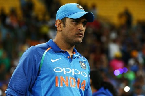 MS Dhoni at the autumn of his career