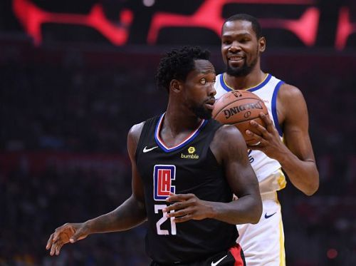 Patrick Beverley's future with the LA Clippers is in doubt