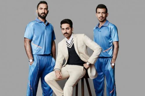 The new 'Our Moment is Now' campaign features actor Ayushmann Khurrana and cricketers Dinesh Karthik, Kuldeep Yadav and Yuzvendra Chahal