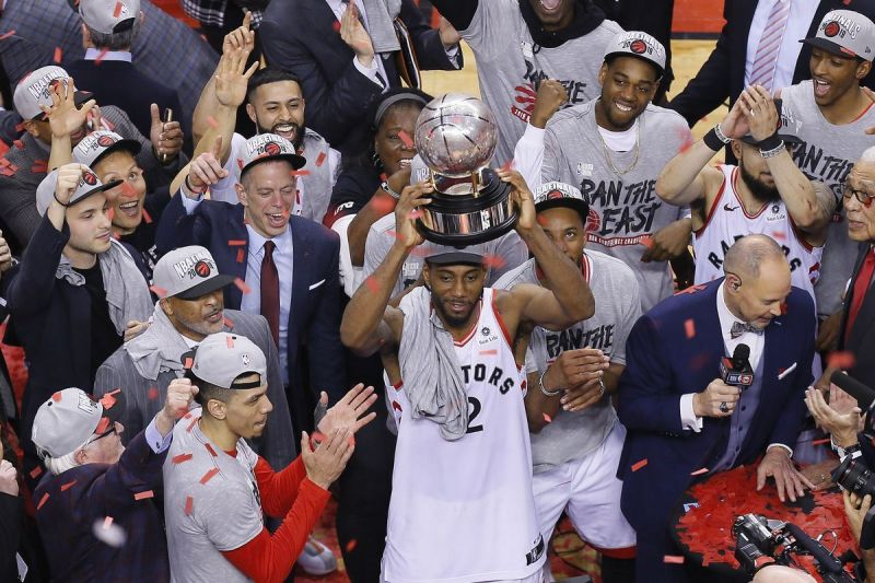 0163fcdfbb0 NBA Playoffs 2019  Milwaukee Bucks vs Toronto Raptors - Game 6 MVP
