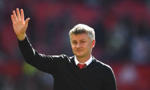 Manchester United's Solskjaer has had a poor run of form, ending the season with a loss to Cardiff City.