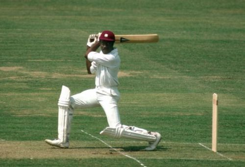 Clive Lloyd slammed a century in the first World Cup final