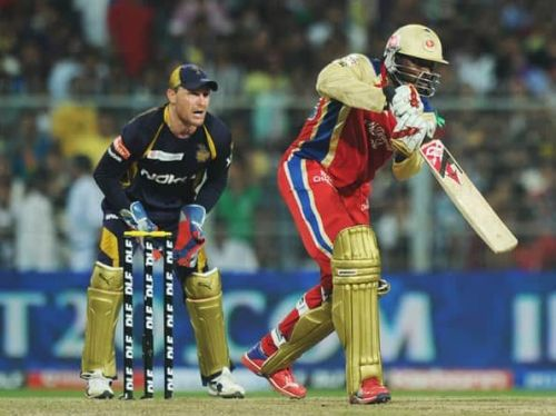 Gayle who hit a whopping 59 sixes in IPL 2012.