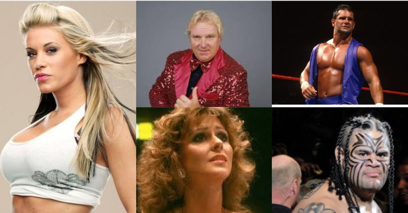 wwe wrestlers who died