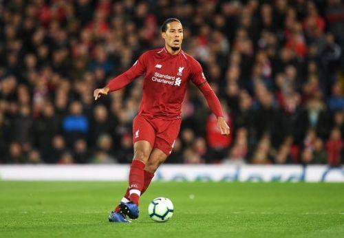Virgil Van-Dijk- Liverpool FC