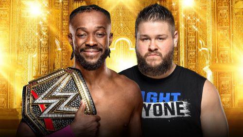 Kofi vs Owens