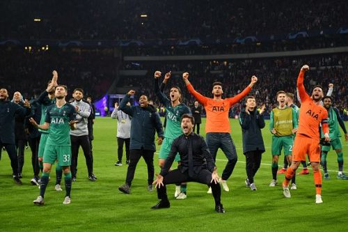 Tottenham put Ajax to the sword in an epic encounter