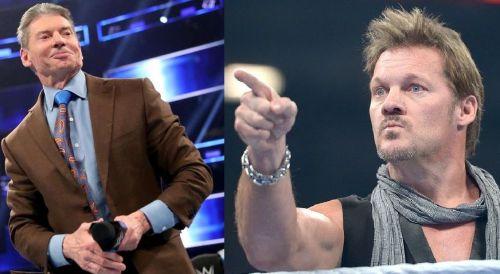 Vince and Jericho
