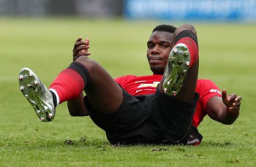 Paul Pogba- Manchester United
