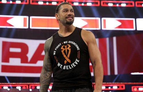 Roman Reigns is apparently returning to Raw this week
