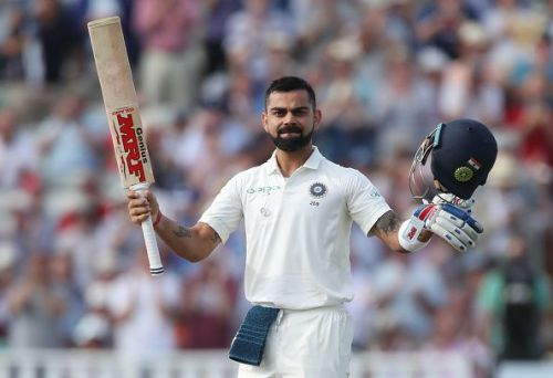 Kohli carved out the greatest innings played by an Indian batsman in the fourth innings of a Test