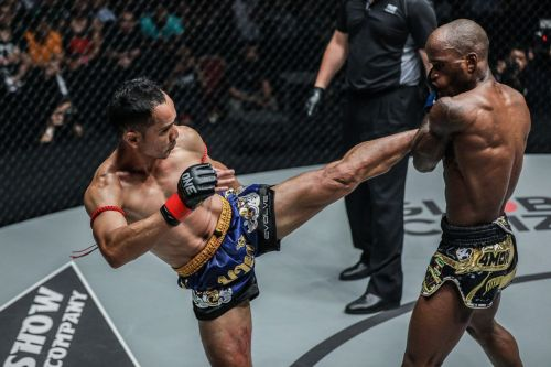 ONE Flyweight Muay Thai World Champion Sam-A Gaiyanghadao makes his highly-anticipated return to action at ONE: FOR HONOR