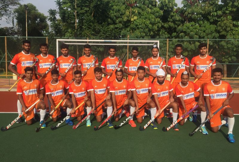 Hockey India Name 18 Member India Colts Team For The 8 Nation U 21