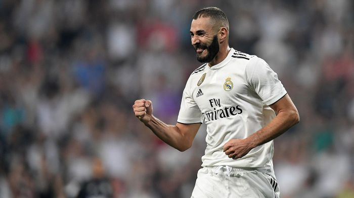 Karim Benzema has been in sensational form this season