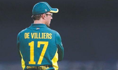 Ab de Villiers.