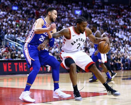 Toronto Raptors have been carried by Kawhi in the playoffs