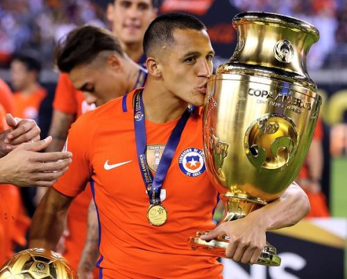 Chile are the defending champions of the Copa America