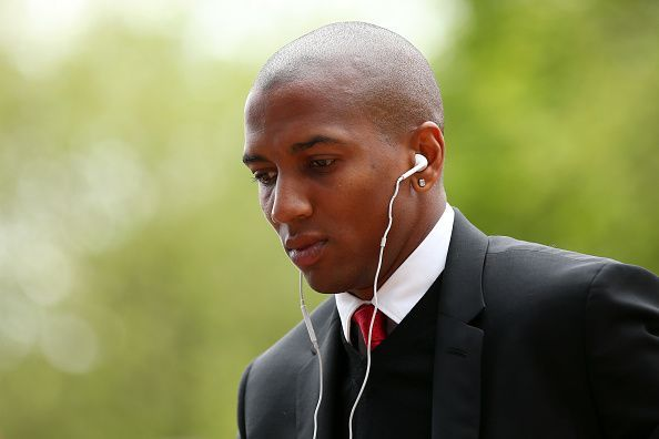 Ashley Young has been poor in recent months.