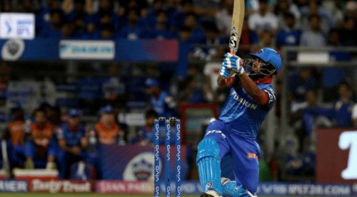 The unorthodoxically magnificent Pant(Picture courtesy: iplt20.com/BCCI)