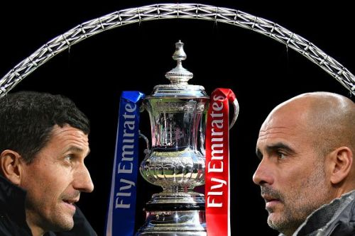 Manchester City & Watford will face off in the FA Cup final
