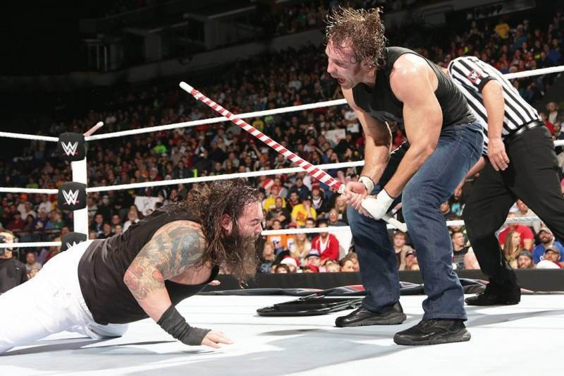 Dean hardcore wrestling