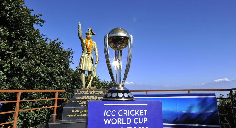 ICC World Cup. (Credits: ESPNCricinfo)