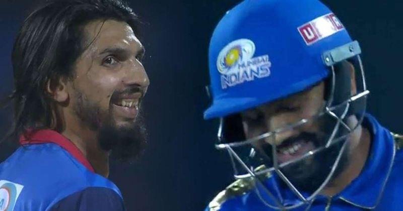 Even against Rohit Sharma, against Mumbai Indians in Delhi