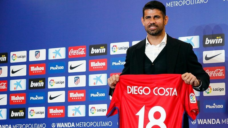 The re-signing of Costa was a huge mistake by the club