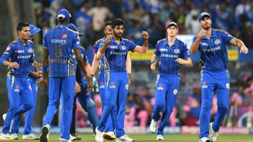 MI will look forward to extending their dominance over Chennai Super Kings in IPL 2019 (Image Courtesy - IPLT20/BCCI)