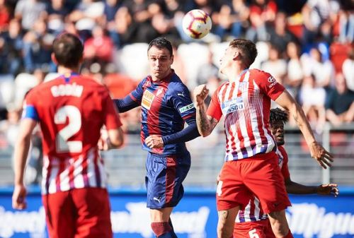 SD Eibar v Club Atletico de Madrid - La Liga