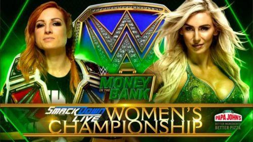 MITB 2019: Becky Lynch vs Charlotte Flair
