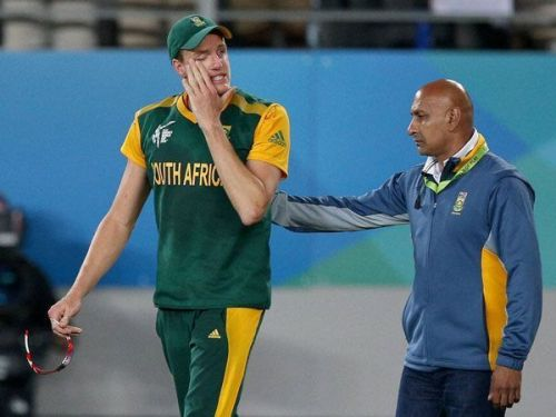 South African fast bowler Morne Morkel