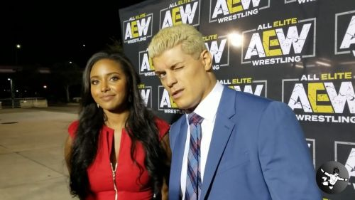 The mere existence of AEW has put pressure on WWE