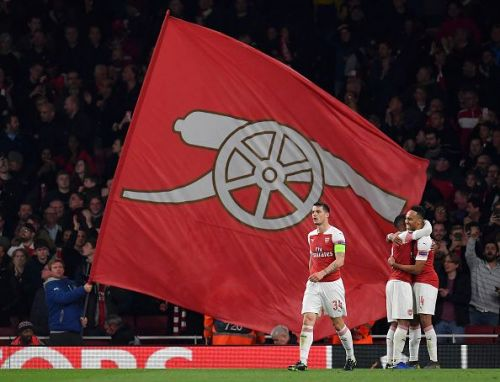 Arsenal would hope to build on their mid-week win