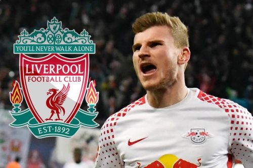 Timo Werner has been linked with a move to Liverpool