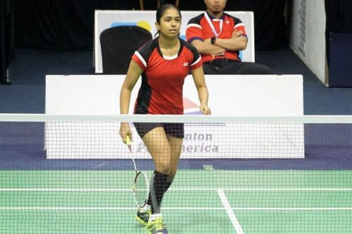 Roshni Venkat in action