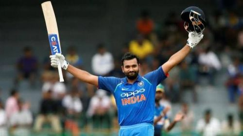 Rohit Sharma reveals the origin of his nickname 'Hitman'